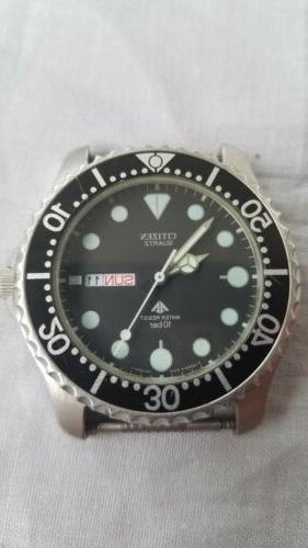 Rare Dive 6101-G00261. Watch With