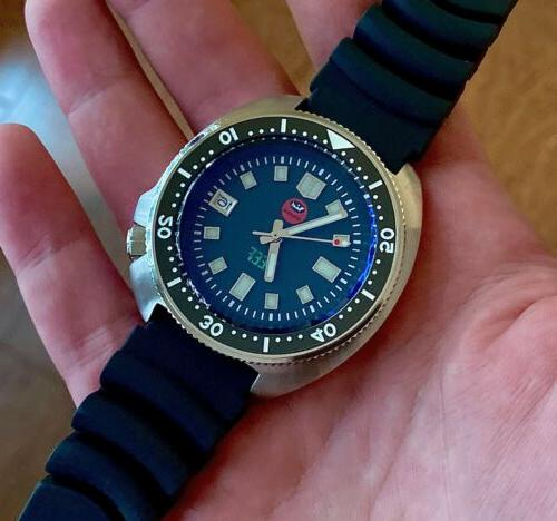 OCEANICA REEF DIVE WATCH V3 - FREE STRAP