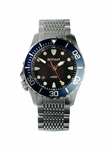 Pantor Size 45mm Automatic Watch Quality
