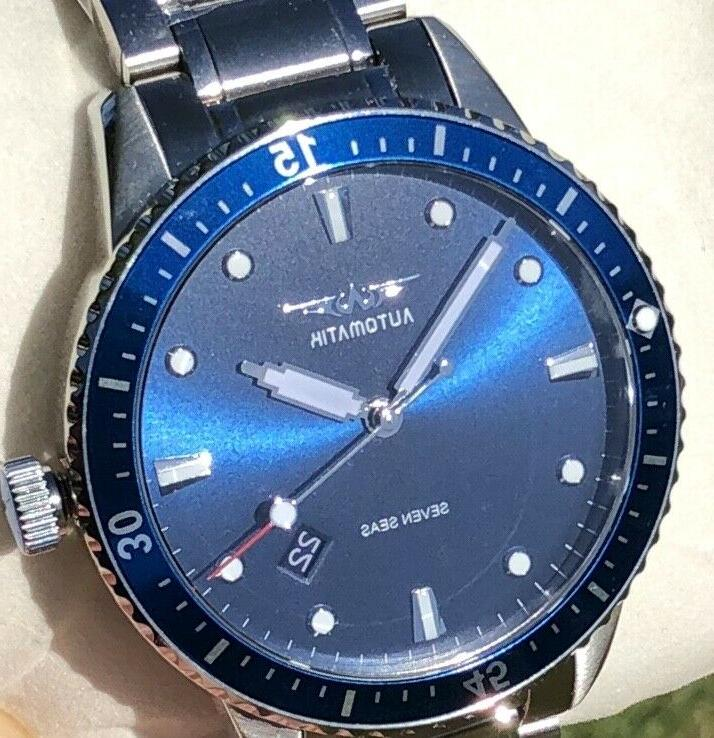 Automatic Dive Watch Crystal