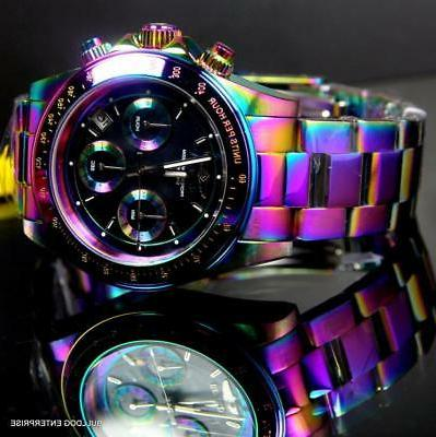 Invicta Black of 40mm New