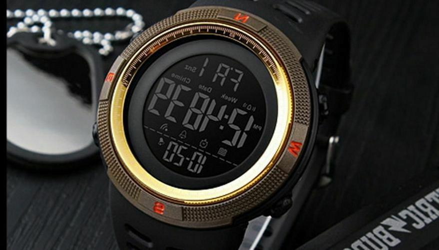 Sports Watches Digital Casual Military