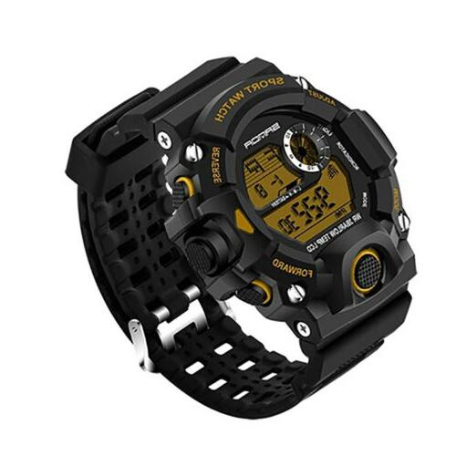 Sports Watches Women Dive LED Digital Watch