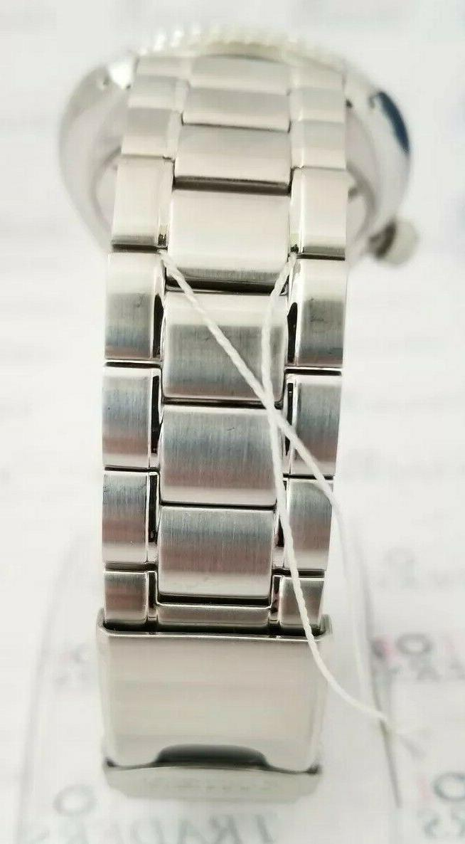 Seiko SRPA85 Air Men's 44mm S/Steel Automatic Pepsi NEW