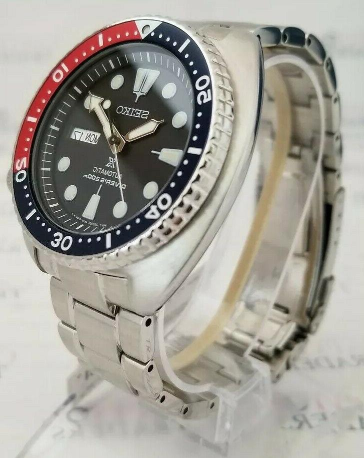 Seiko Air Prospex Pepsi Dive NEW