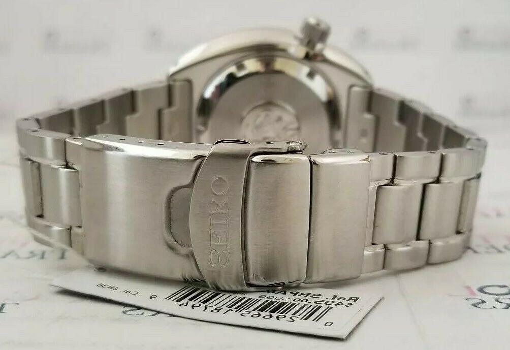 Seiko Air Prospex Men's 44mm Automatic Pepsi Dial NEW