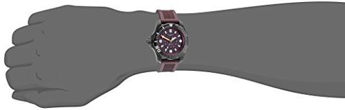 Victorinox Swiss 241558 Purple Quartz with Dial