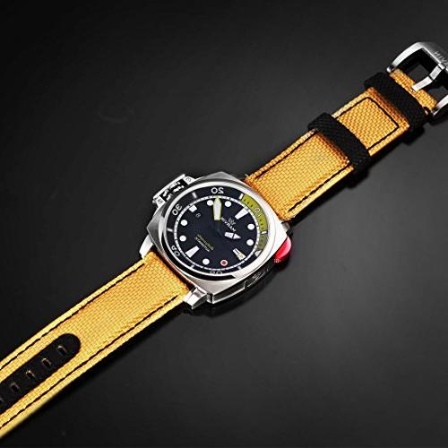 Marvin Swiss Pro Dive Watch,Waterproof to 200m for Watch with and