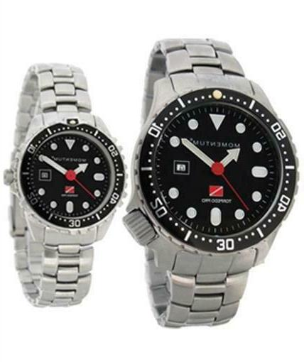torpedo pro watersport dive watch w stainless