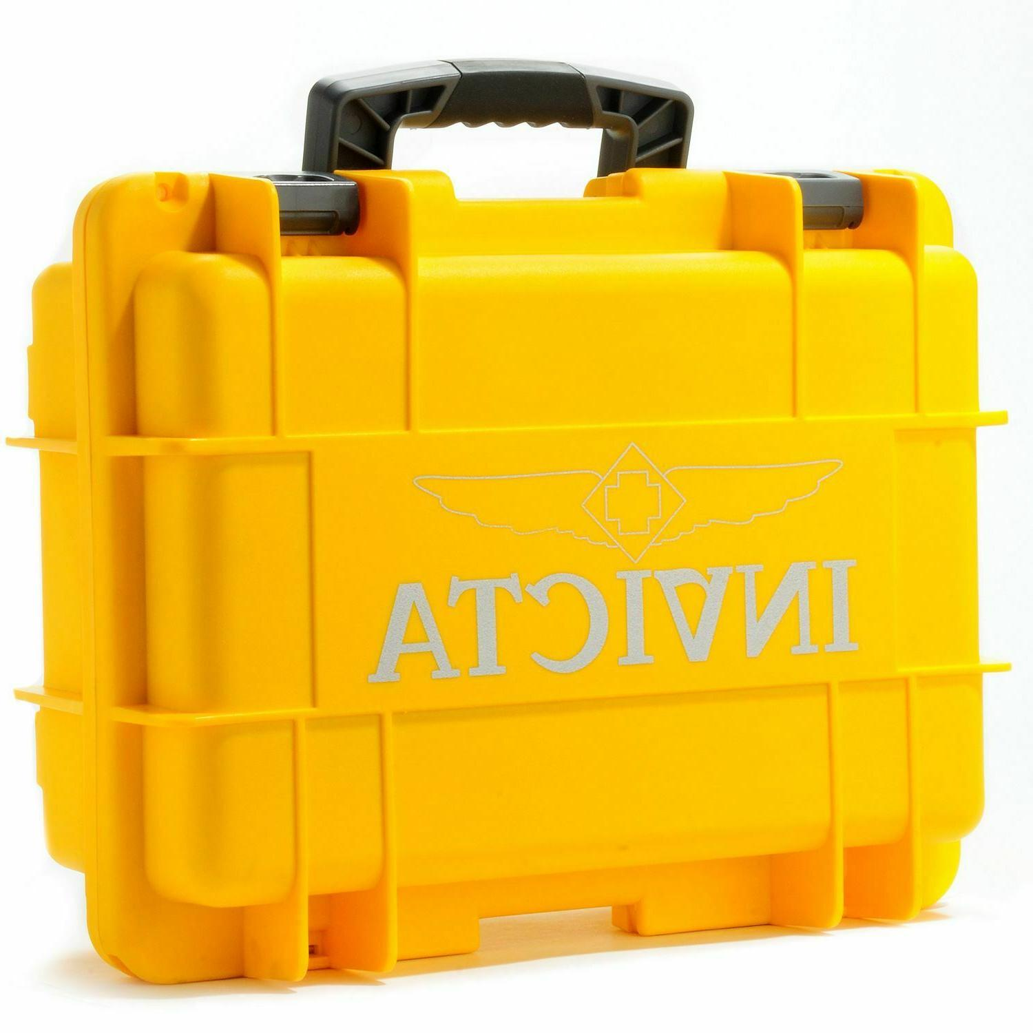 Invicta ULTRA RARE Yellow 8 Resistant