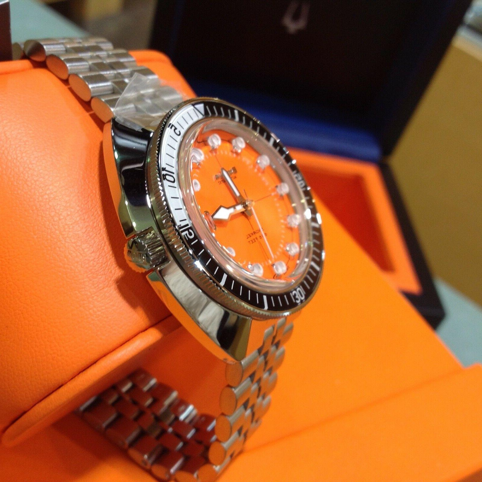 """BULOVA Dive Limited Edition Men's Watch """"NEW"""""""