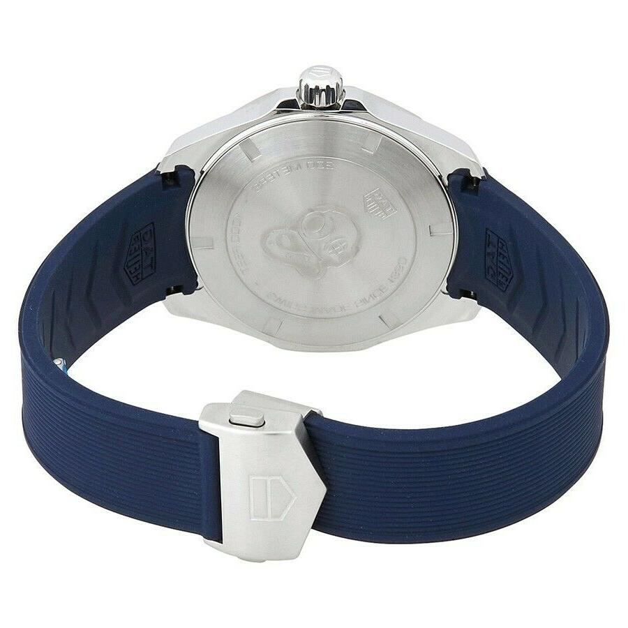WAY101C.FT6153 TAG HEUER MENS BLUE DIAL DIVING
