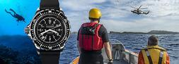 Medium Auto H3 Diving Watch US Contract By Marathon NEW, 36m