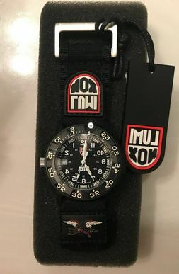 Luminox Men's 3901 Original Navy SEAL Dive Watch. NRA LOGO.