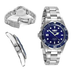Invicta Men's 9204 Pro Diver Collection Silver Tone Stainles