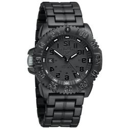 Luminox Men's Black Polyurethane Bracelet Dive Watch 3052.BO