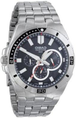 Casio Men's Chronograph Stainless Steel Dive Watch MTD-1060D