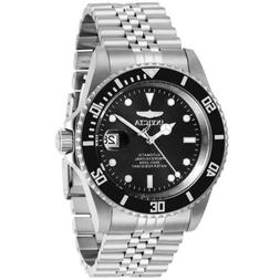 Invicta Men's Dive Watch Pro Diver Automatic Black Dial Stee