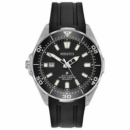 Citizen Men's Eco-Drive Promaster Dive Watch Rubber Strap BN
