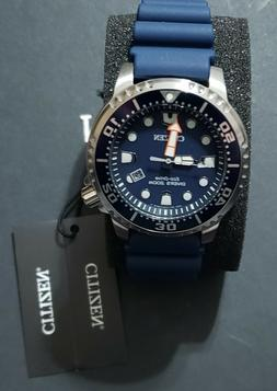 Citizen Men's Eco-Drive Promaster Diver Watch With Date BN01
