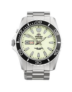 Orient Men's Mako XL Automatic Stainless Steel Diving Watch