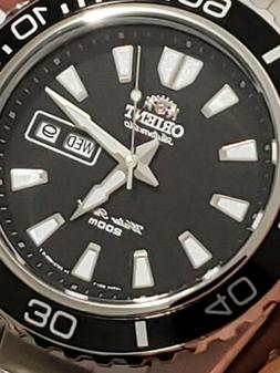 💯Orient Men's 'Mako XL' Japanese Automatic Stainless Stee