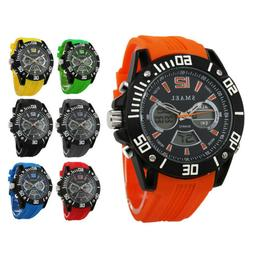 Men's Multi-Function Diving Timing Smart Watch Electronic Sp