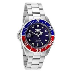 Invicta Men's Pro Diver Blue Dial Stainless Steel Quartz Div