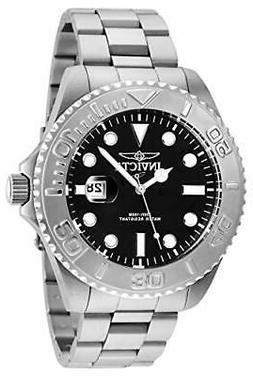 Invicta Men's Pro Diver Quartz Diving Watch, Stainless-Steel
