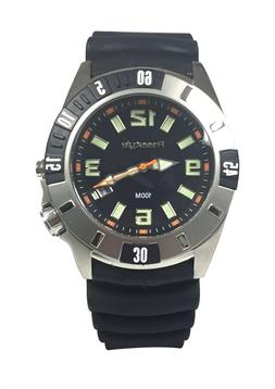 men s shark black tip water proof
