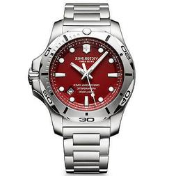 Victorinox Swiss Army Men's Watch I.N.O.X. Stainless Steel B