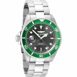 men s watch pro diver dive grey