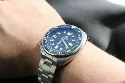 Men Tuna 6105 Diving Watch Seiko NH35A Apocalypse Now Capt.