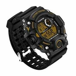 Wdnba Mens Watch Quartz Watches Military Watch Fashion Dive