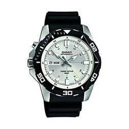 Casio MTD1080-7AV Wrist Watch - Men - Casual - Blue Glow - A