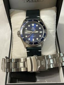New Orient Men's 'Ray II' Japanese Automatic Diving Watch Tw