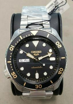 New Old Stock Stainless Steel Automatic Seiko Diver Watch