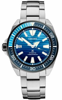 NEW Seiko SRPC93 Prospex Samurai Save The Ocean Samurai Auto