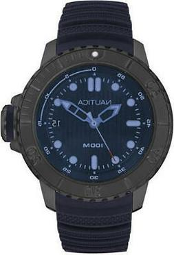 Nautica NMX Dive Quartz Movement Blue Dial Men's Watch NAD20