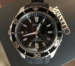 Citizen Promaster Eco-Drive Dive Watch 200M Stainless, Rubbe