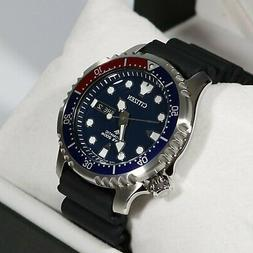 Citizen Promaster Marine Automatic Dive Watch NY0086-16LE