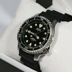 Citizen Promaster Sea Automatic Dive Black Dial Watch NY0040