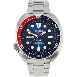 Seiko Prospex Padi Automatic Blue Dial Mens Dive Watch SBDY0