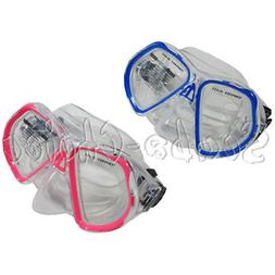 Scuba Diving Dive Comocean Kids Youth Snorkeling Silicone Ma