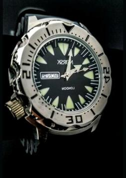 Norsk Sea Monster Dive watch