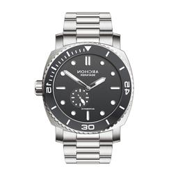 Archon Seafarer SF03 - Automatic Dive Watch Matte Grey 44mm