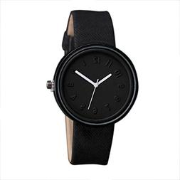 Women girl Simple Fashion Rome Number small dial Watches Qua
