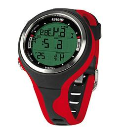 Mares Smart Dive and Free Dive Computer - Black/Red