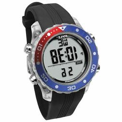 Pyle Snorkeling Master Sports Watch with Dive Mode, Chronogr