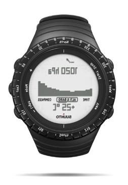 SUUNTO Core Regular Black Digital Display Quartz Watch, Blac